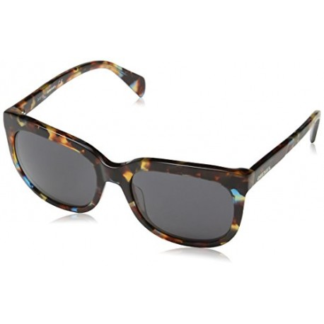 Diesel Womens 0084 Coloured Tortoise Frame/Smoke Lens Plastic Sunglasses