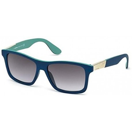 Lunettes de soleil Diesel DL0184 C56 92W (blue/other / gradient blue)