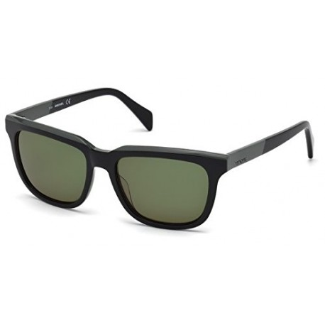 Lunettes de soleil Diesel DL0224 C56 05C (black/other / smoke mirror)