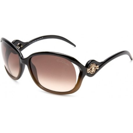 ROBERTO CAVALLI - RC576S - Couleur monture - BLACK OTHER GRADIENT BROWN, Taille - 62