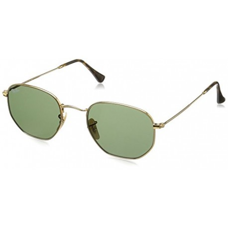 Ray-Ban RB3548N, Montures de Lunettes Homme, Multicolore (Gold / Green), 48